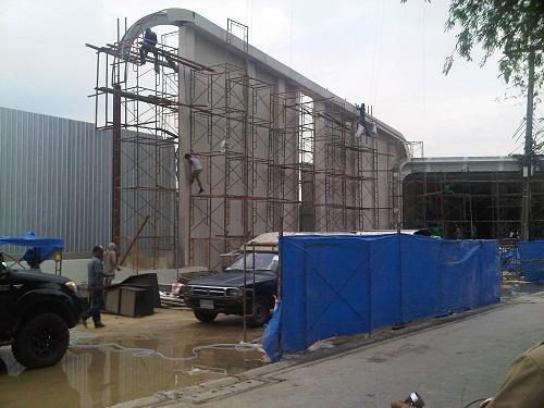โครงสร้างสำนักงานขาย