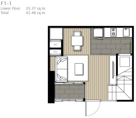 IDEO Mobi ผังห้อง (6)