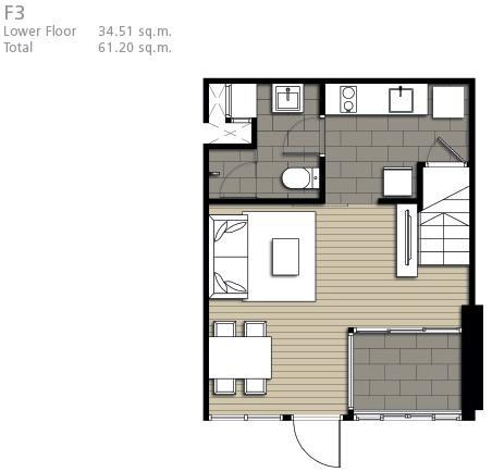 IDEO Mobi ผังห้อง (8)