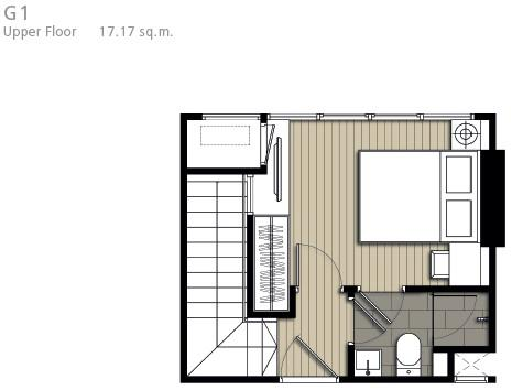 IDEO Mobi ผังห้อง (11)