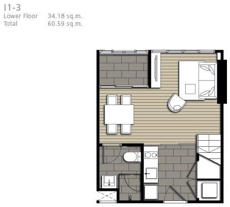 IDEO Mobi ผังห้อง (14)