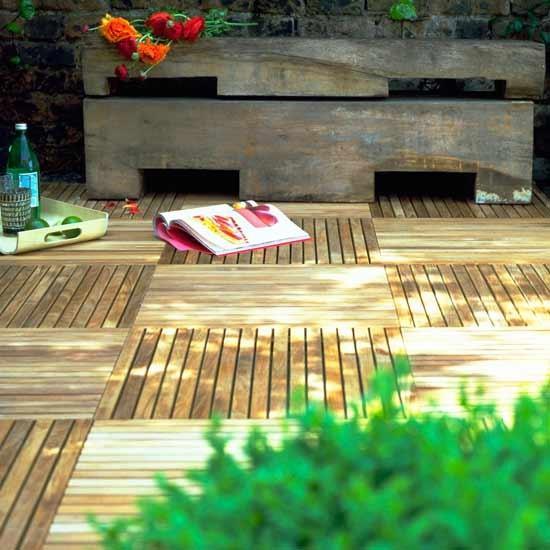 1-update-your-garden-in-10-steps-Give-garden-decking-decorative-twist