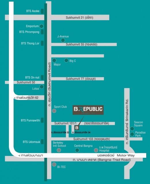 map BRepublic A3