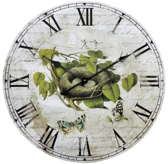 DE7148-MDF-Wall-Clock