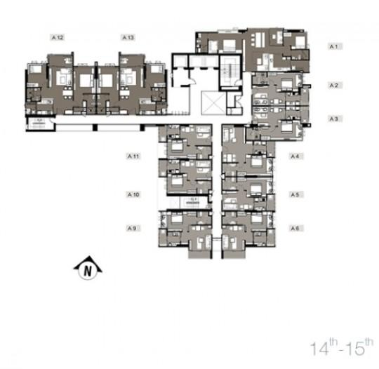 The Room BTS วงเวียนใหญ่ (5)