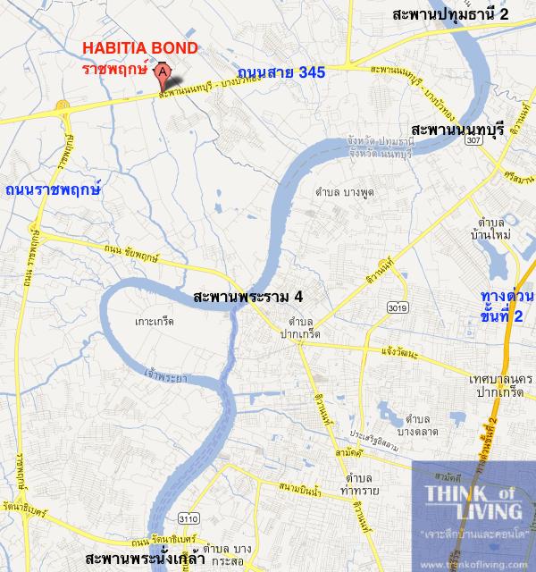 habitia bond - location