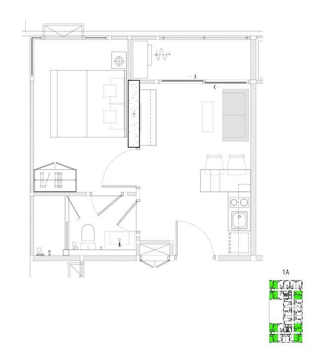 \000serverh2012D_TEAM INTERIORTreetops Pattayaroom type_2014-04-24.dwg Model (1)