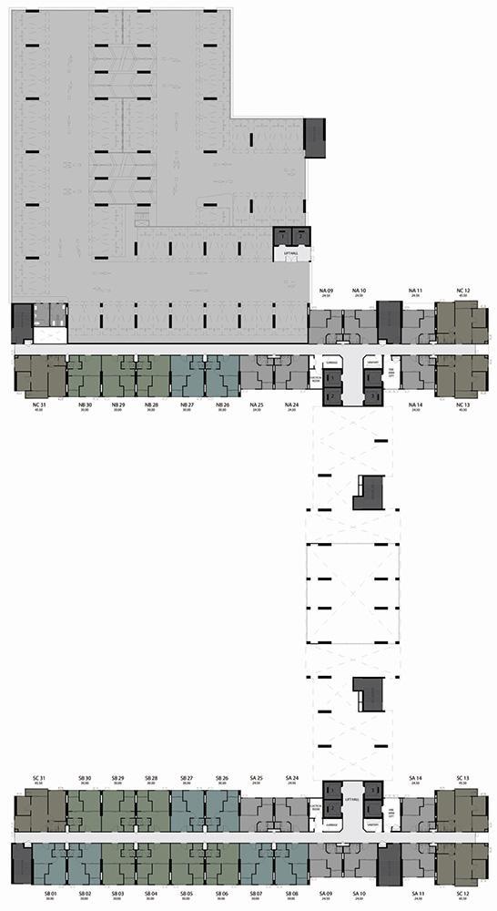 2 floor plan 2F