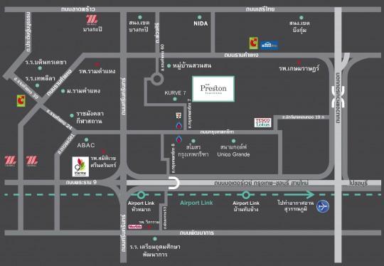 Preston Maps