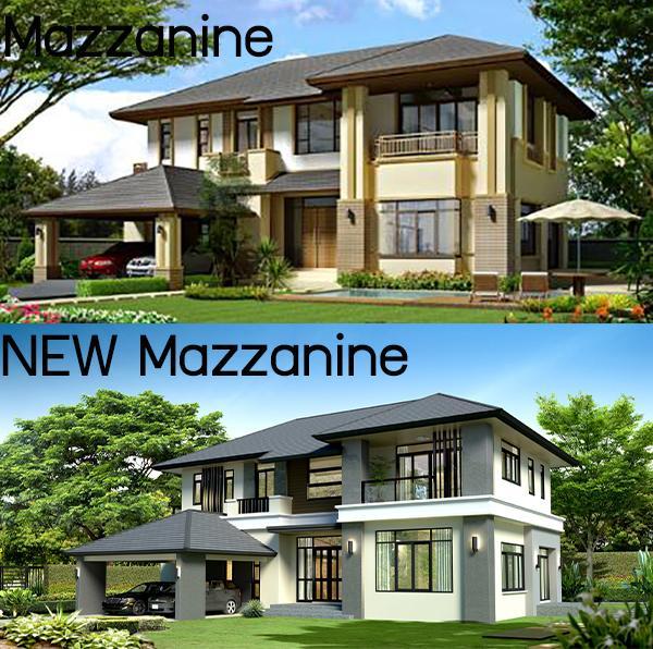 new mazzanine