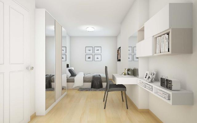 1 bedroom (2)