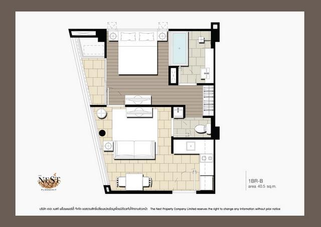 1 Bedroom (B) 40.50 sq.m_resize