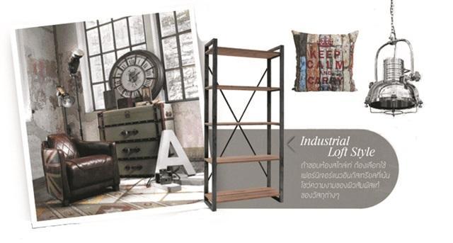 3.industrial loft