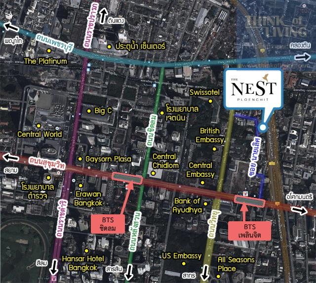 Map-Route-The-Nest_WM