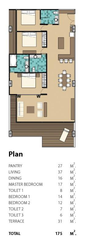Plan room type A