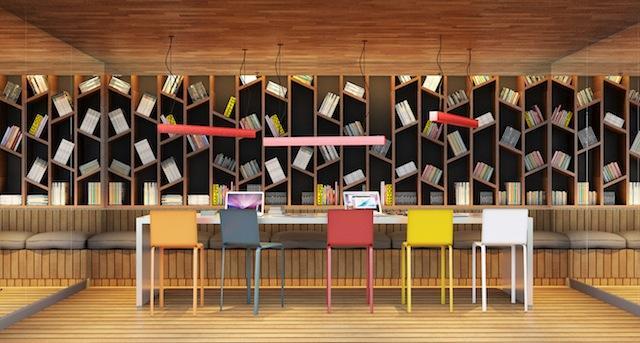 library copy