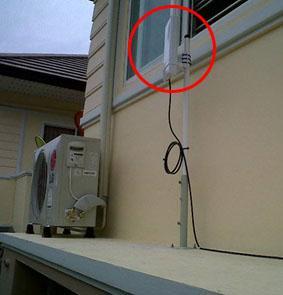 receiver wiring