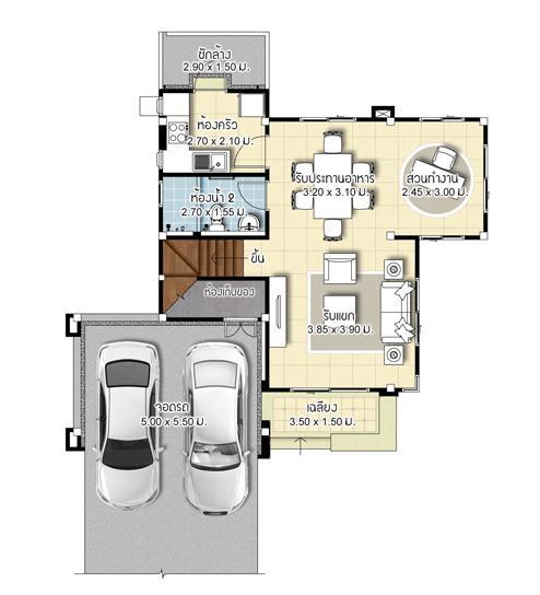 HouseType_Singlehouse_SidaHuahin_ModernVillas_f1