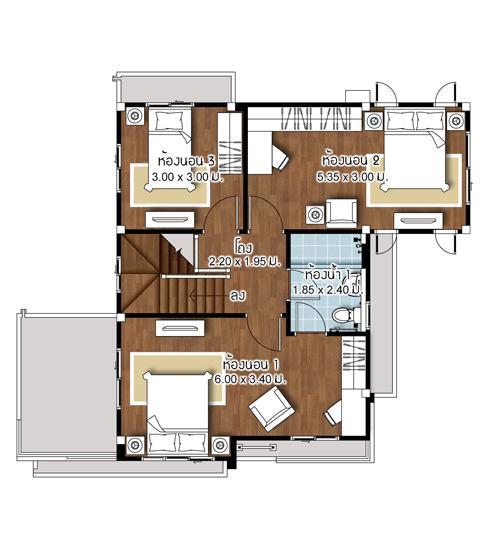 HouseType_Singlehouse_SidaHuahin_ModernVillas_f2