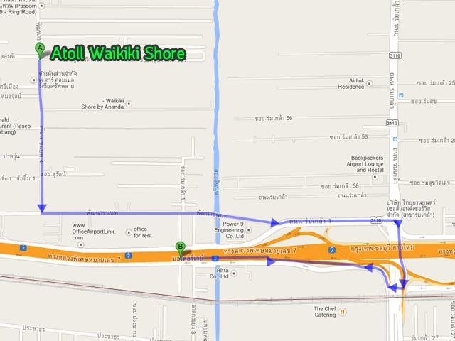 AtollWaikikiShore_Map_RouteMotorway02