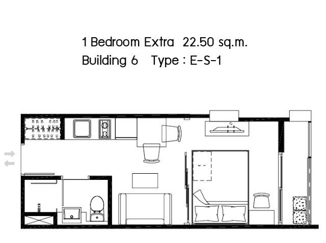 1br extra