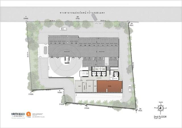 North Beach_Floor Plan- 2nd Floor