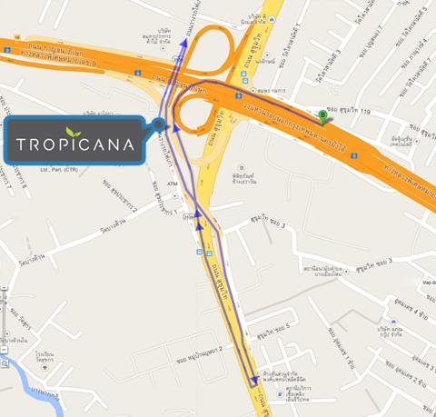 Tropicana_Map_Route_3