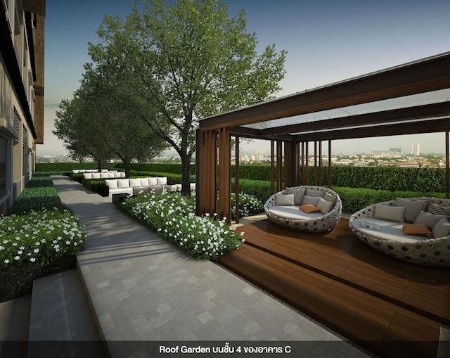 C4 Roof Garden