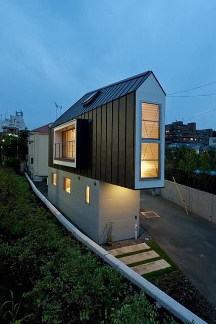MIZUISHI Architect Atelier House1
