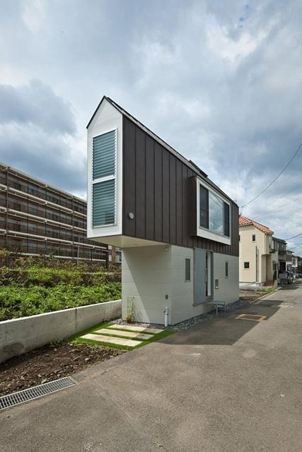 MIZUISHI Architect Atelier House2