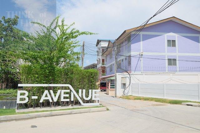 B Avenue 1