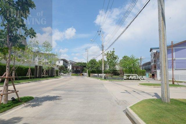 B Avenue 8