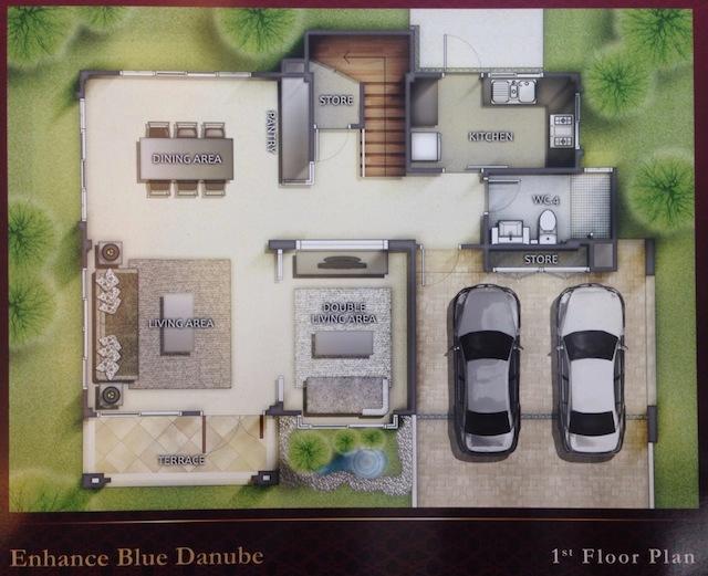 Blue Danube 1F