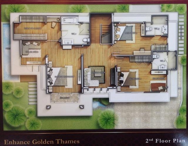Golden Thames 2F
