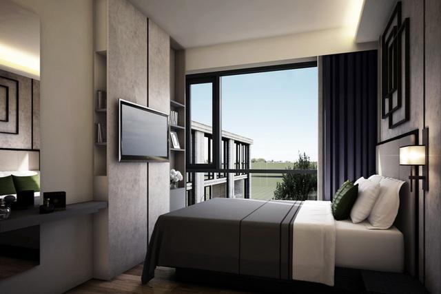 TOWNHOUSE BEDROOM FLOOR4