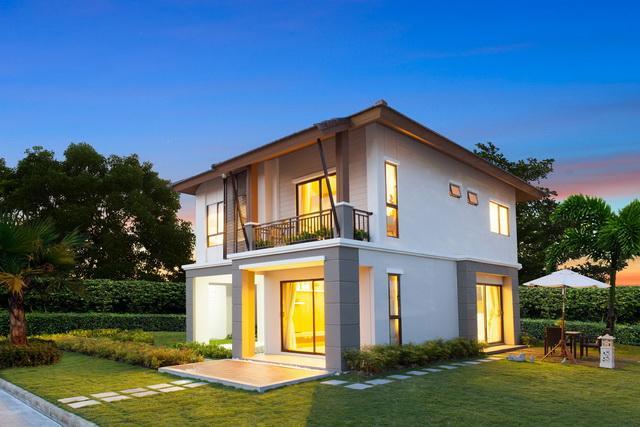บานแฝด Balina_Twin House Balina