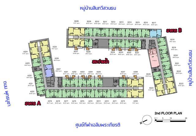 Parqueพุทธบูชา_Plan_2nd_3