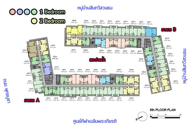 Parqueพุทธบูชา_Plan_6th_3