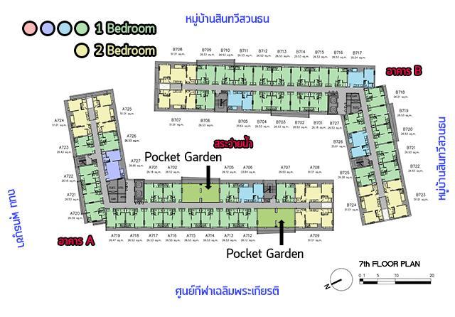 Parqueพุทธบูชา_Plan_7th_3