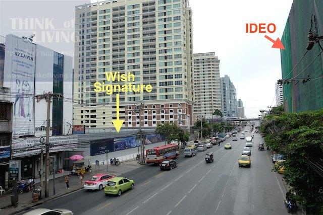 ทำเล Ideo สยาม-ราชเทวี 130