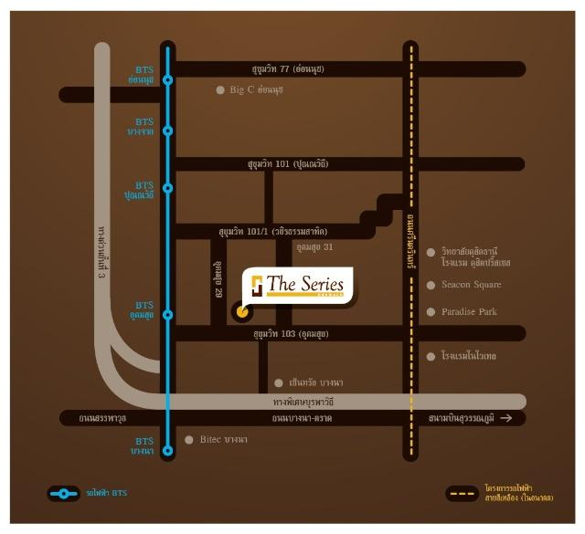 Map The Series (Update) 2013 1