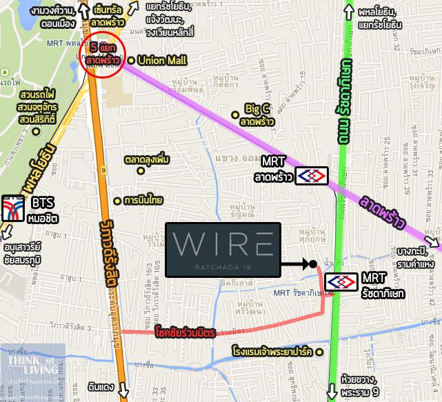 Wireรัชดา19_Map_Area