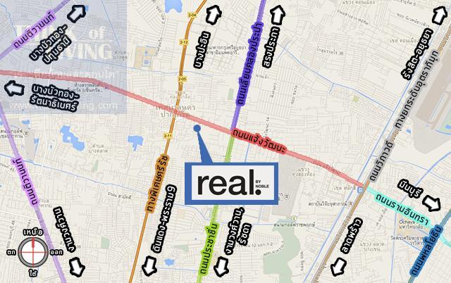 map way