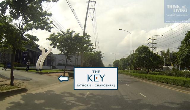 TheKeyสาทรเจิรญราษฎร์_Route
