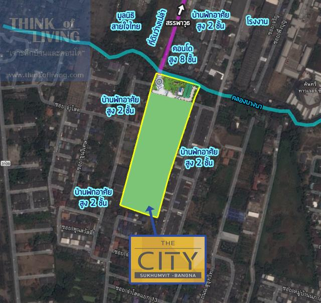 TheCityสุขุมวิท-บางนา_Map_Site