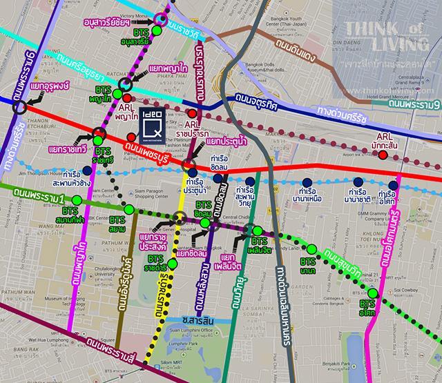 แผนที่การเดินทางไม่ใช้รถ640