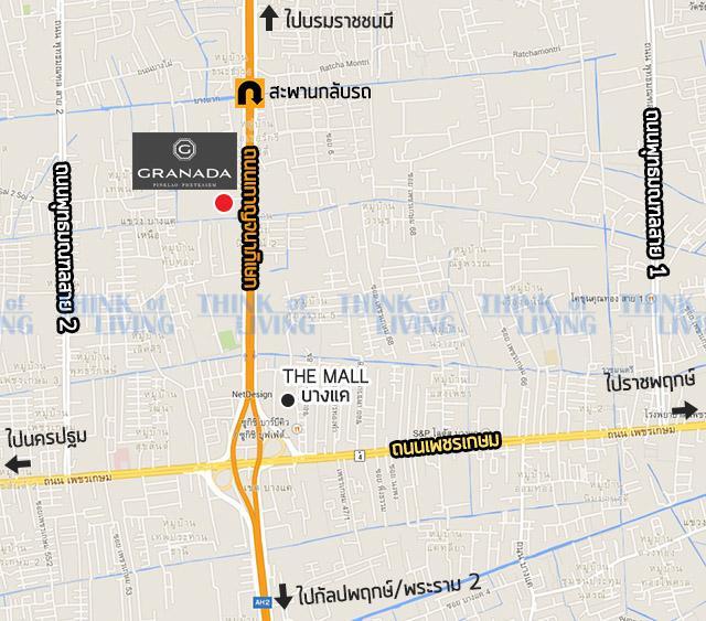 granada maps 1