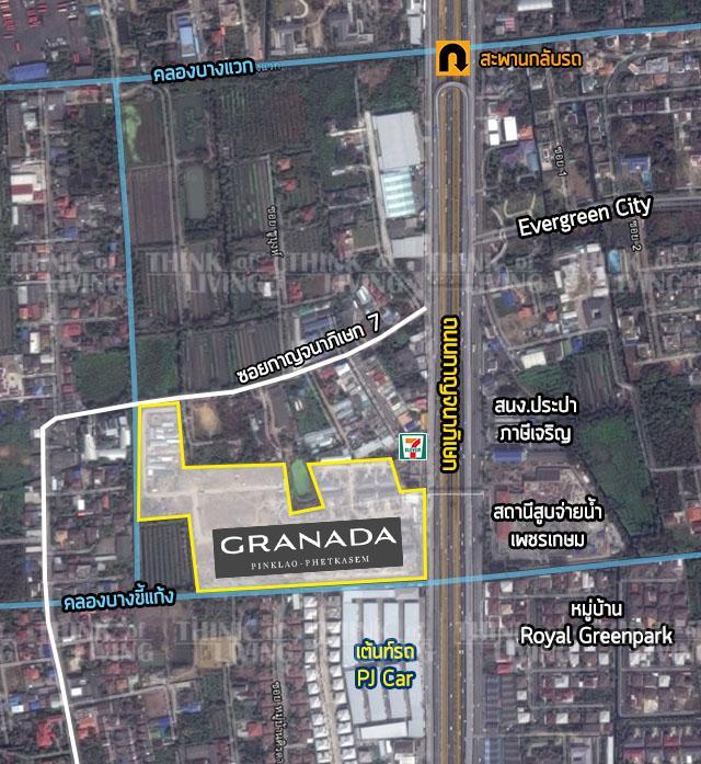 granada maps 2