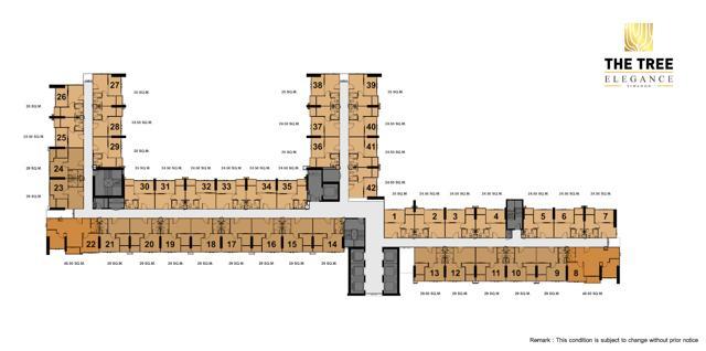 F:@THE TREE ELEGANCE@CAD CURRENTTYPICAL FLOOR PLAN Model (1)