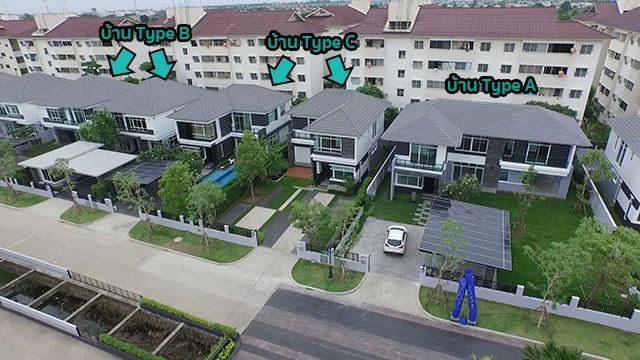 house type a-b-c
